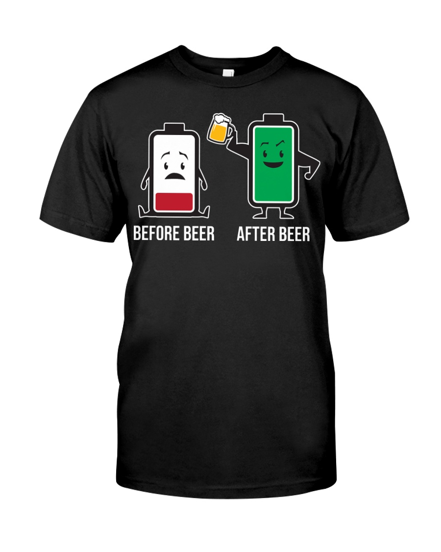 After Beer Classic T-Shirt