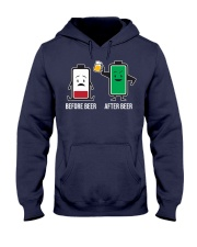 After Beer Hooded Sweatshirt thumbnail