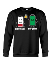 After Beer Crewneck Sweatshirt thumbnail