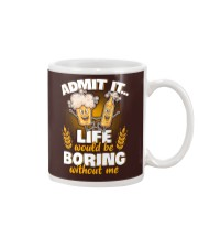 Without Me Mug thumbnail