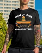 Liver Bien Classic T-Shirt lifestyle-mens-crewneck-front-8