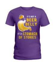 Stomach Of Stories Ladies T-Shirt thumbnail