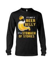 Stomach Of Stories Long Sleeve Tee thumbnail