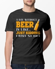 No Idea Classic T-Shirt lifestyle-mens-crewneck-front-13