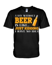 No Idea V-Neck T-Shirt thumbnail