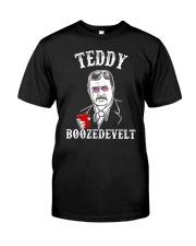Teddy Boozedevelt Classic T-Shirt front