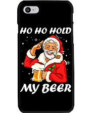 Ho Ho Hold My Beer Phone Case thumbnail