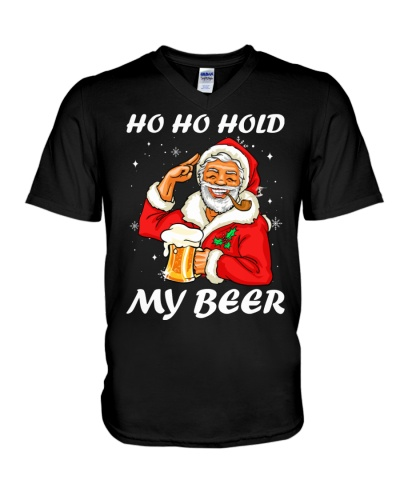 Ho Ho Hold My Beer