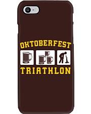 Oktoberfest Triathlon Phone Case thumbnail