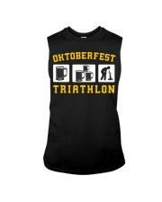 Oktoberfest Triathlon Sleeveless Tee thumbnail