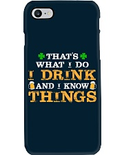 I Drink Phone Case thumbnail