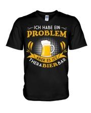 Therabierbar V-Neck T-Shirt thumbnail