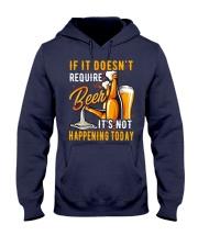 Require Beer Hooded Sweatshirt thumbnail