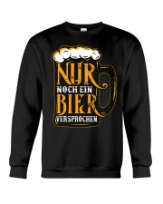 Nur Noch Ein Bier Crewneck Sweatshirt thumbnail