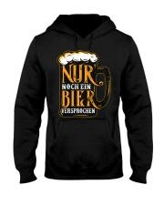 Nur Noch Ein Bier Hooded Sweatshirt thumbnail