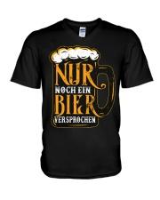 Nur Noch Ein Bier V-Neck T-Shirt thumbnail