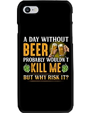 Without Beer Phone Case thumbnail