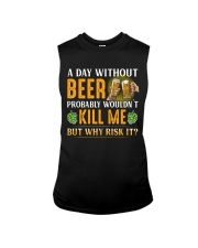 Without Beer Sleeveless Tee thumbnail