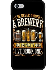 I've Drunk A Brewery Phone Case thumbnail