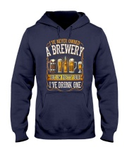 I've Drunk A Brewery Hooded Sweatshirt front