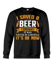 Saved Crewneck Sweatshirt thumbnail