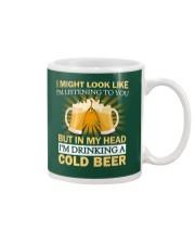 Drinking A Cold Beer Mug thumbnail