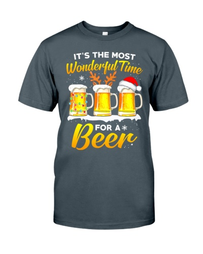 Wonderful Time For A Beer