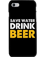 Save Water Drink Beer Phone Case thumbnail