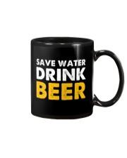 Save Water Drink Beer Mug thumbnail