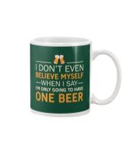 I Don't Believe Myself Mug thumbnail