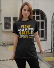 Yeah Classic T-Shirt apparel-classic-tshirt-lifestyle-19