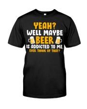 Yeah Classic T-Shirt front