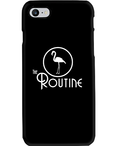The Routine - Classic White Flamingo Collection