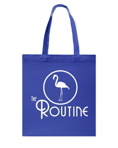 The Routine - Classic White Flamingo Collection