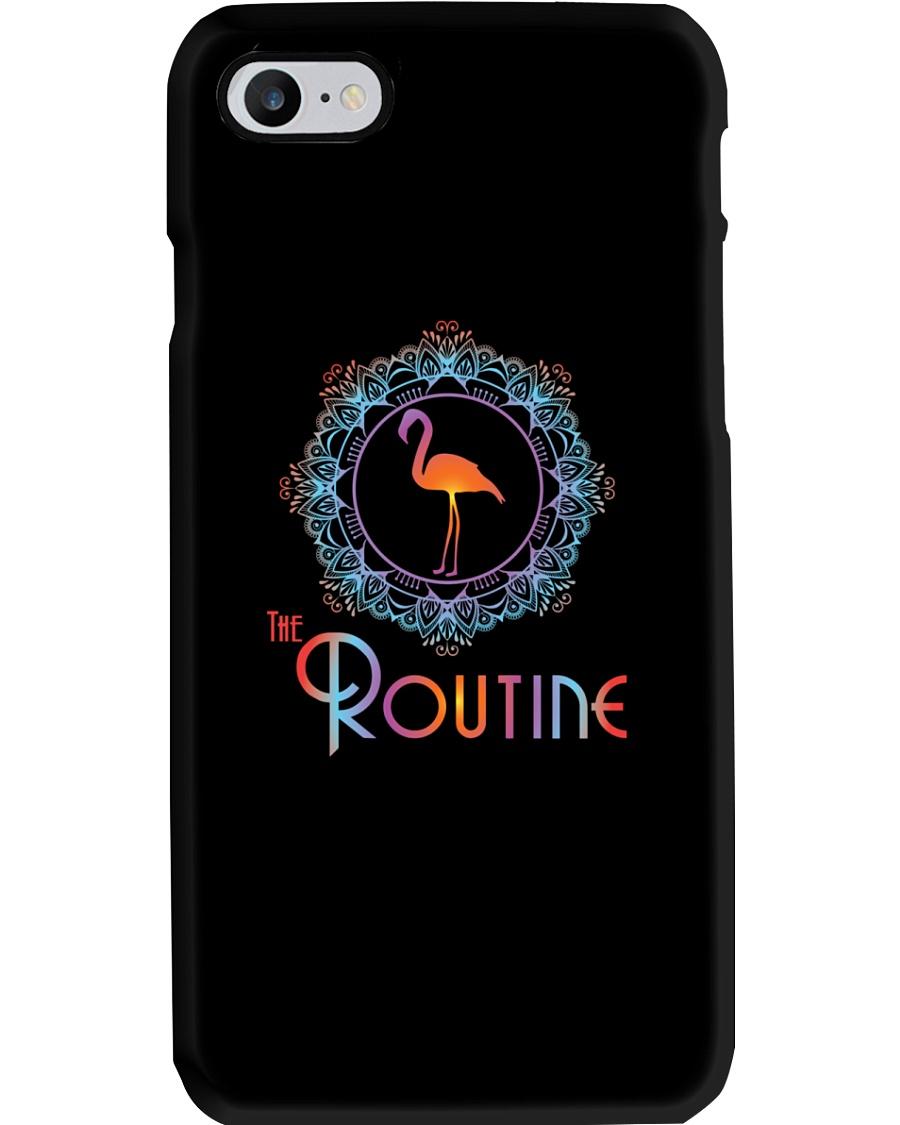 The Routine - Mandala Flamingo Collection Phone Case