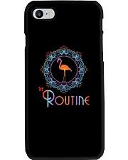 The Routine - Mandala Flamingo Collection Phone Case i-phone-7-case