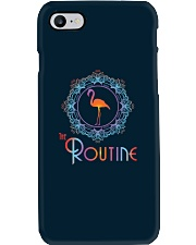 The Routine - Mandala Flamingo Collection Phone Case thumbnail