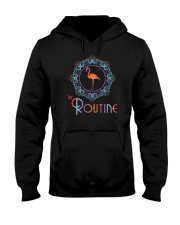 The Routine - Mandala Flamingo Collection Hooded Sweatshirt thumbnail