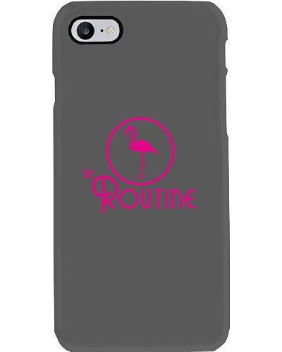 The Routine - Classic Pink Flamingo Collection