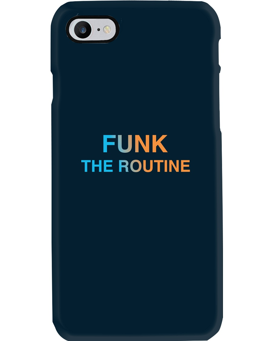 The Routine - FUNK The Routine Collection Phone Case