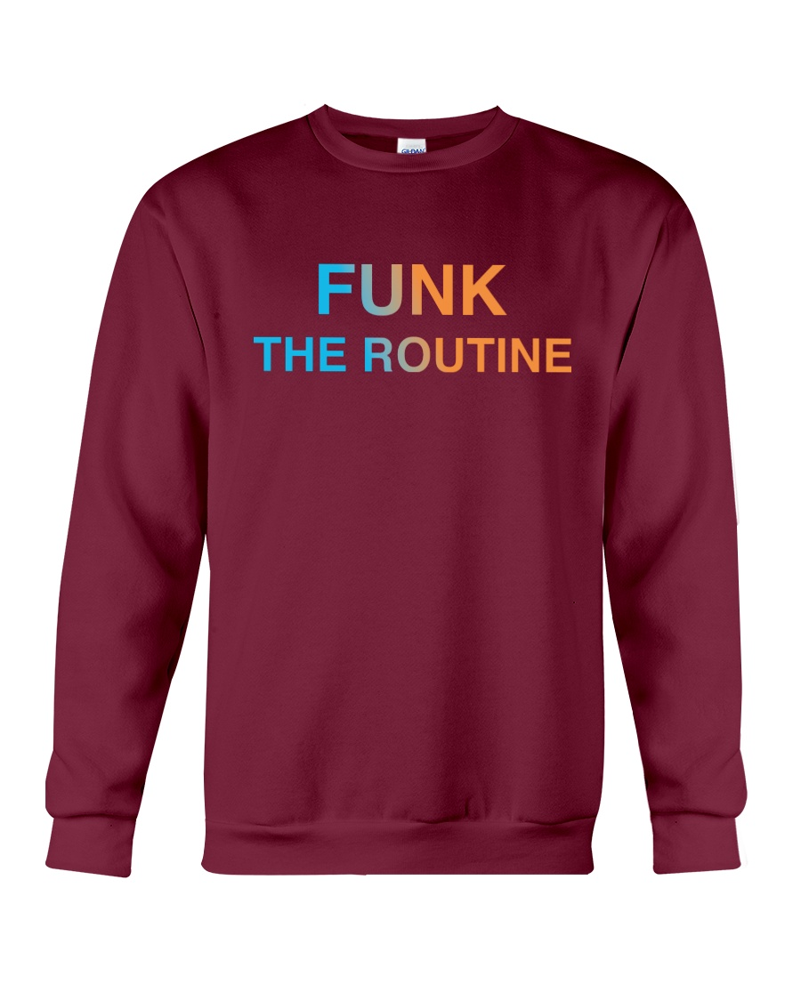 The Routine - FUNK The Routine Collection Crewneck Sweatshirt