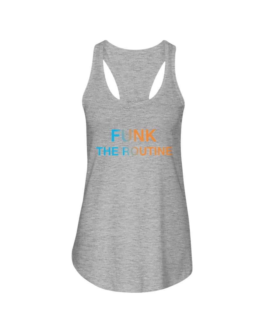 The Routine - FUNK The Routine Collection Ladies Flowy Tank