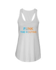 The Routine - FUNK The Routine Collection Ladies Flowy Tank thumbnail