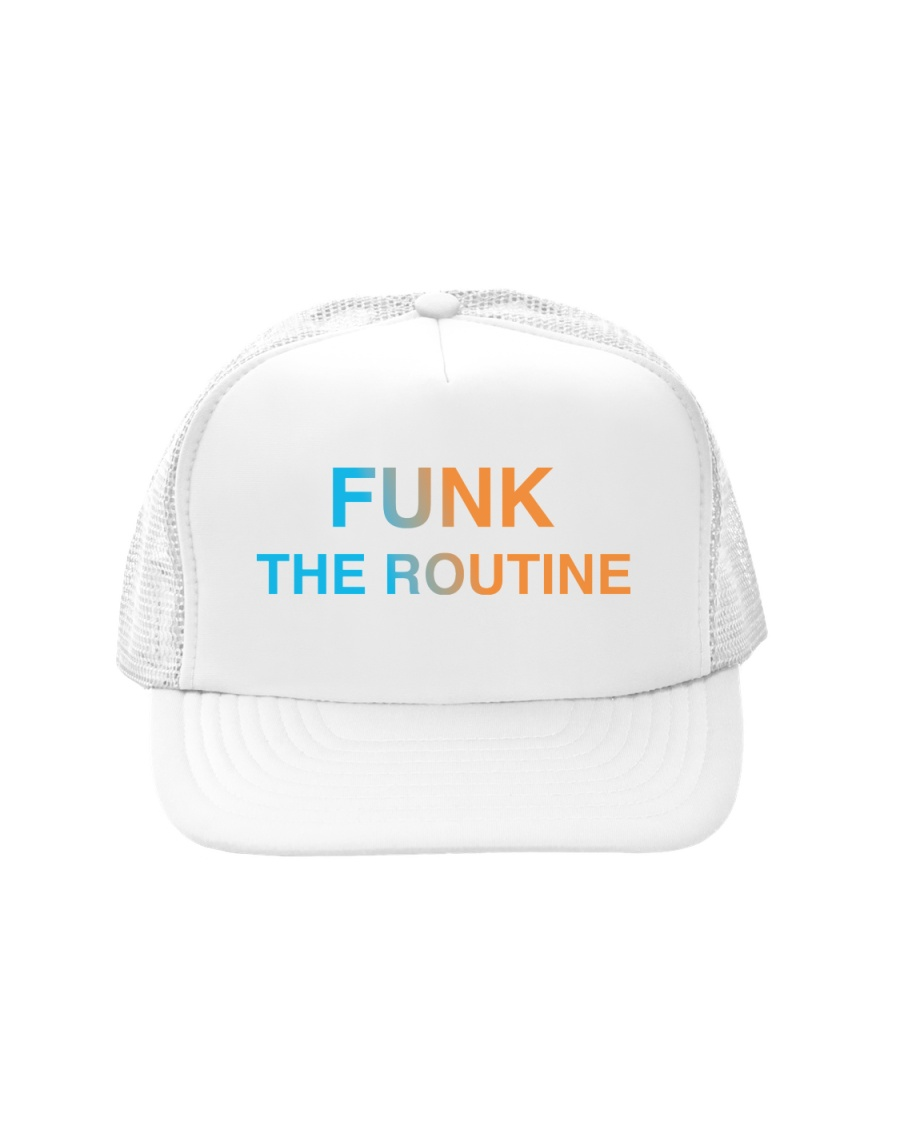The Routine - FUNK The Routine Collection Trucker Hat