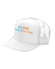 The Routine - FUNK The Routine Collection Trucker Hat left-angle