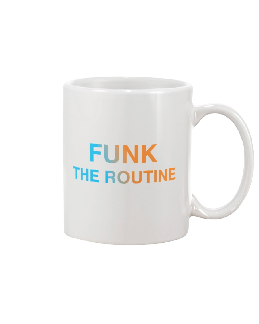 The Routine - FUNK The Routine Collection Mug