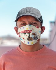 6ft Back Or 6ftUnder  Cloth face mask aos-face-mask-lifestyle-06