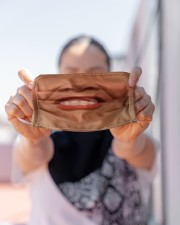 Smile Happy Cloth face mask aos-face-mask-lifestyle-07