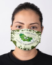 Do Not Care Bear When 4:20 Hits You Cloth face mask aos-face-mask-lifestyle-01
