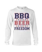 BBQ BEER FREEDOM Long Sleeve Tee thumbnail